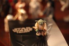 星际大战Yoda 库存图片