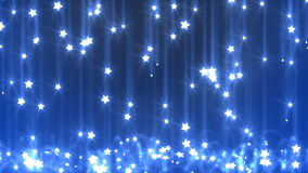 星雨 向量例证