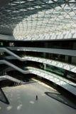 星系苏荷区,北京内部空间  图库摄影