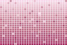 映象点方形的瓦片,马赛克抽象背景 库存照片