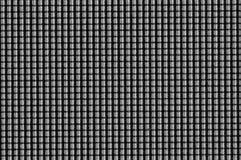 映象点LCD显示器特写镜头 免版税库存图片