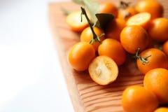 柑橘属 免版税库存照片