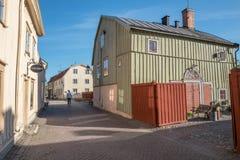 春天在瑞典 图库摄影