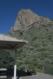 春天峡谷站点3视图 免版税库存图片