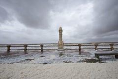 春天风暴在乌拉圭 免版税图库摄影