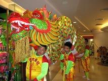 春节在泰国 免版税库存图片
