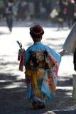是圣shichi 免版税库存照片