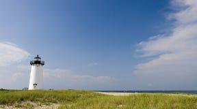 是埃德加港口房子光马莎s葡萄园 免版税库存照片