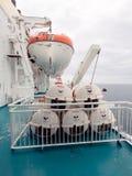 是捕鱼生活居住的新的人省用筏子运送泰国uttaradit水井 免版税库存照片