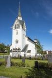 是新的教会夏令时 免版税库存图片