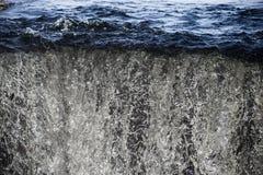 水是生活和deathnull的来源 库存照片