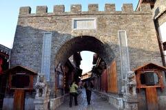 Lijiang老镇  库存图片