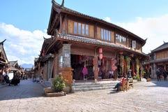 Lijiang老镇  免版税库存图片