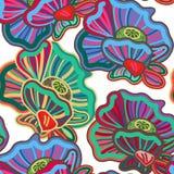 是能使用的另外花卉例证目的纹理 免版税库存图片