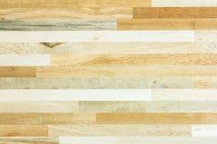 是能木条地板纹理铺磁砖的木 库存图片