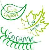 是绿色回收 免版税图库摄影