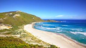 显眼的海滩 免版税库存图片