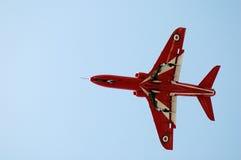 显示喷气机 免版税库存图片