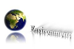 环境概念 库存照片