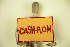 显示收入现款额的概念性手文字 金钱的企业照片文本真正运动由公司财务处统计的 库存照片