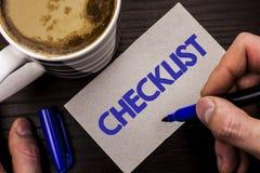 显示清单企业照片文本Todolist名单计划挑选报告反馈数据查询表writte的概念性手文字 库存图片