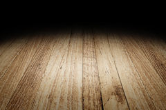 显示的板条木地板纹理背景您的产品, Moc 免版税库存照片