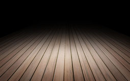 显示的板条木地板纹理背景您的产品 免版税库存照片