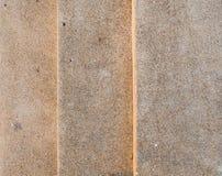 显示的综合混凝土 免版税库存照片