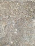 显著的作用裂缝在墙壁墙纸背景中 库存照片