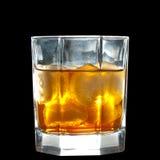 晃动威士忌酒 图库摄影