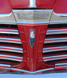1932年普利茅斯小轿车 库存图片