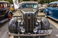普利茅斯P2 1936年 免版税库存图片