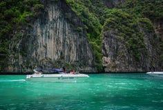 普吉岛海岛,泰国海景  库存照片