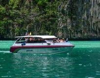 普吉岛海岛,泰国海景  库存图片