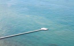 普吉岛海洋步行方式 免版税库存图片