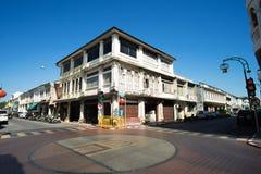 普吉岛,泰国- 2017年10月19日,普吉岛镇,泰国 免版税库存图片