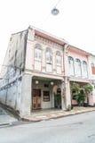 普吉岛,泰国- 2016年10月30日,普吉岛镇,泰国:普吉岛ol 免版税库存照片
