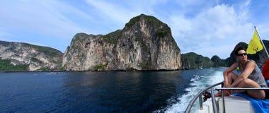 普吉岛Islandsï ¼ ŒThailand 免版税库存图片