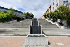 普吉特海湾海军造船厂纪念广场,布雷默顿,华盛顿 图库摄影