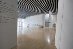普埃布拉,墨西哥- 2016年8月29日, :巴洛克式的博物馆, Museo实习生 免版税图库摄影
