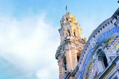 普埃布拉,墨西哥 免版税库存照片