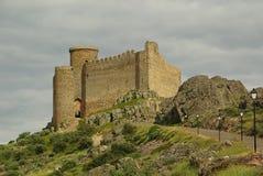 普埃布拉de阿尔科塞尔Castillo 03 免版税库存照片