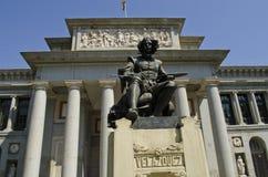 普拉多博物馆。马德里。西班牙。 免版税库存图片