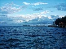 普拉穆卡岛,印度尼西亚 免版税图库摄影