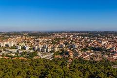 普拉, Istria 免版税库存图片