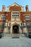 普林斯顿大学校园 免版税库存图片