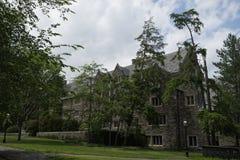 普林斯顿大学,美国 免版税库存照片