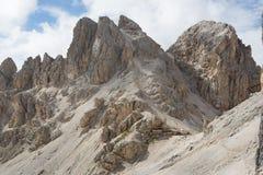 普林西比- Catinaccio (意大利) 免版税库存照片