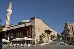 普罗夫迪夫市中心,保加利亚 免版税库存图片