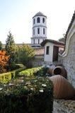 普罗夫迪夫老城镇 免版税库存图片